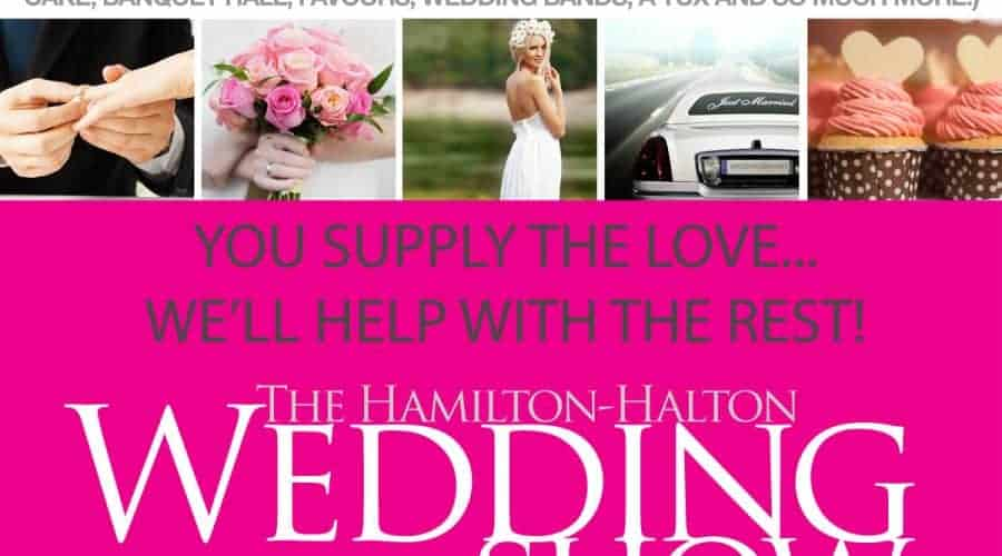 Join Us This Weekend at the Hamilton Halton Spring Wedding Show 2014