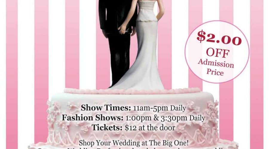 Join Us This Weekend at the Hamilton Halton Spring Wedding Show