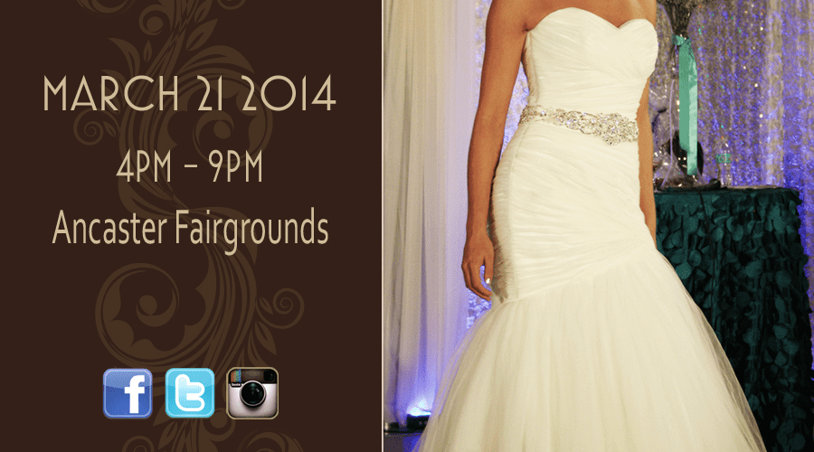 An evening with Special Event Rentals at the Ancaster Wedding Show